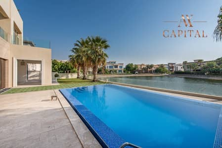 6 Bedroom Villa for Rent in Emirates Hills, Dubai - Vacant Keys in Hand | 6 Bed Villa | Lake View