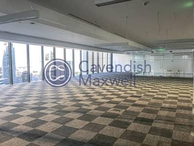 مکتب  للايجار في مركز دبي المالي العالمي، دبي - Partitioned Office | Chiller Inclusive | Grade A