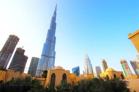 1 Bedroom Apartment for Rent in Downtown Dubai, Dubai - Exclusive | Burj & Fountain Views | Vacant