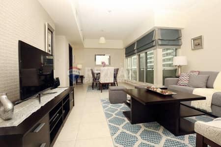 فلیٹ 1 غرفة نوم للبيع في دبي مارينا، دبي - EXCLUSIVE   Fully Furnished 1 BR   VOT   ROI