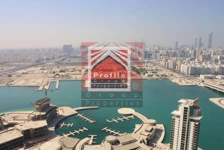 فلیٹ 2 غرفة نوم للبيع في جزيرة الريم، أبوظبي - Upscale 2BR with  Full sea View and Nice Balcony