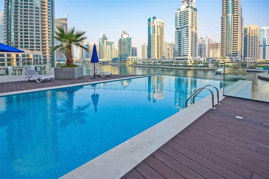 10 Ocean & Marina Views | Vacant | 2 Balconies