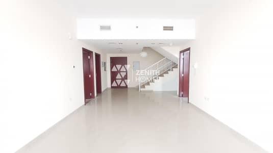 شقة 3 غرف نوم للايجار في قرية جميرا الدائرية، دبي - Spacious | Duplex | En Suite
