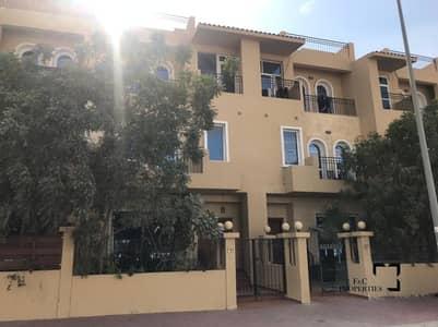 فلیٹ 4 غرف نوم للبيع في قرية جميرا الدائرية، دبي - Upgraded  4 Bed +Maid   Furnished   Near Park