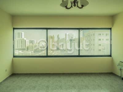فلیٹ 1 غرفة نوم للايجار في المريجة، الشارقة - شقة في المريجة 1 غرف 18000 درهم - 5036289
