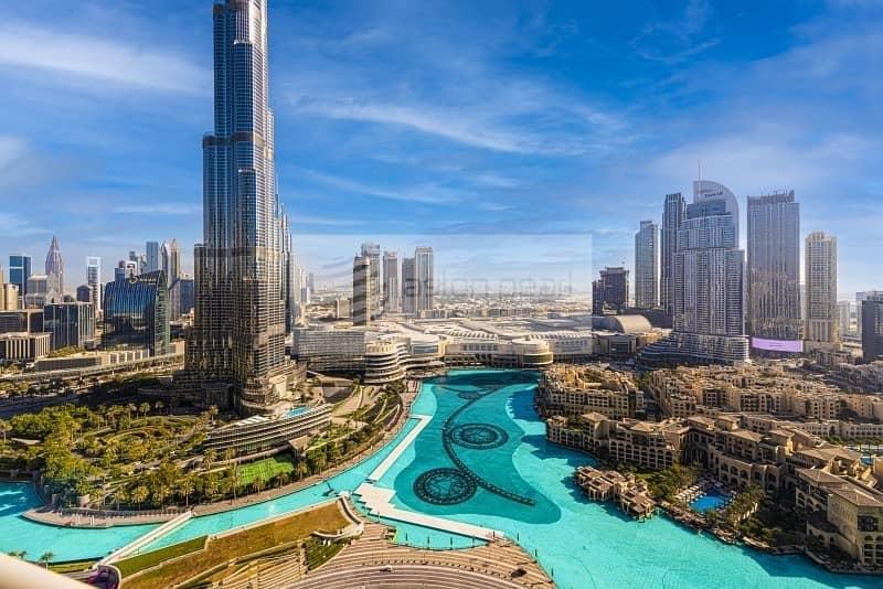 Gorgeous Penthouse   Burj Khalifa / Fountain View