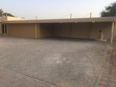 فیلا 4 غرف نوم للايجار في المزهر، دبي - Vacant | Independent Villa | Huge Plot | 4BHk