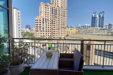 فلیٹ 2 غرفة نوم للبيع في ذا فيوز، دبي - Large 2 bedrooms + Study / Independent Layout
