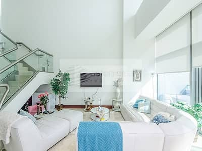 3 Bedroom Flat for Sale in World Trade Centre, Dubai - Vacant High Floor 3 BR Maids |  Zabel / Burj Views
