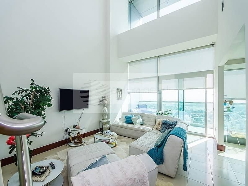 2 Vacant High Floor 3 BR Maids |  Zabel / Burj Views