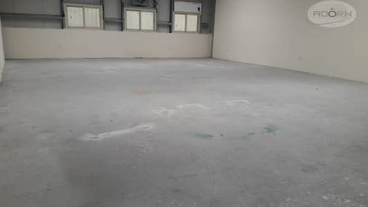 Warehouse for Rent in Al Qusais, Dubai - 4609 sq ft Commercial warehouse power 33kw for rent