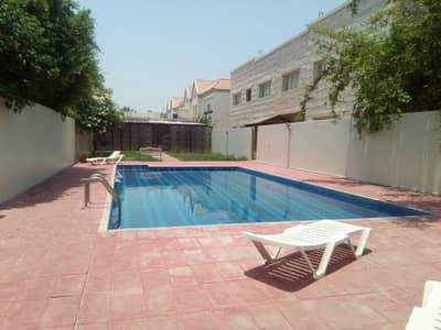 فیلا 5 غرف نوم للايجار في أم سقیم، دبي - Eegantl 5br spacious compound villa for rent