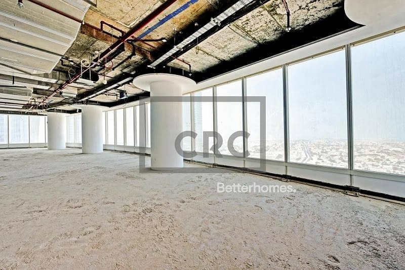Sheikh Zayed Road | Sea View | Close to the Metro