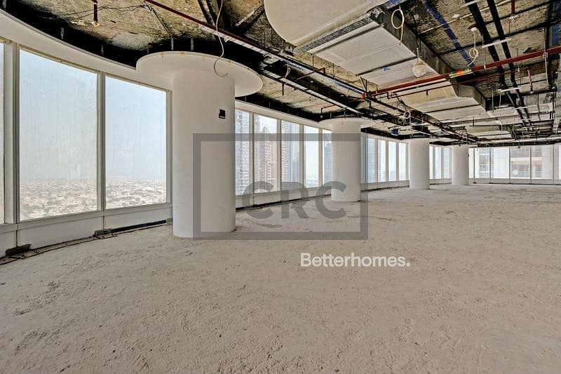 2 Sheikh Zayed Road | Sea View | Close to the Metro