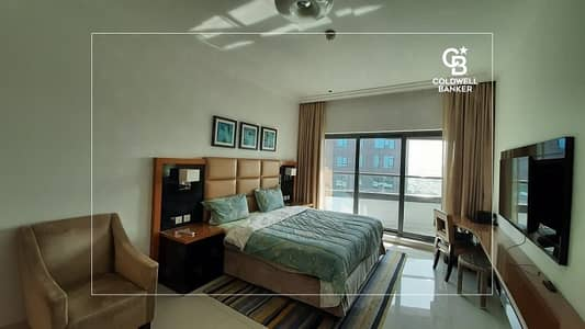 Studio for Rent in Business Bay, Dubai - Furnished Studio with Balcony| Capital Bay Tower B