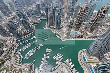 3 Bedroom Apartment for Sale in Dubai Marina, Dubai - Managed and Exclusive| 3Bedroom |Full Marina View