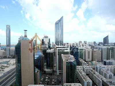 شقة 2 غرفة نوم للايجار في شارع إلكترا، أبوظبي - 360 View | Luxurious 2 BR with Sea View