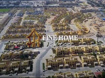 فیلا 3 غرف نوم للبيع في بني ياس، أبوظبي - 0 Commission & Flexible Payments | 3BR w Majlis