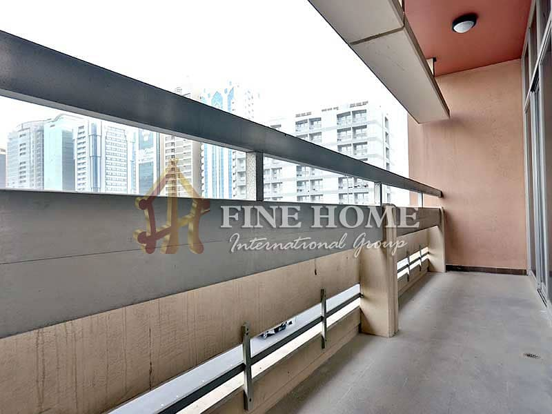 Extra Spacious 3BR with Balcony + Laundry Rm