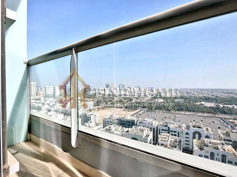 2 0 Commission | Iconic 1BR w/ Maids Rm + Balcony