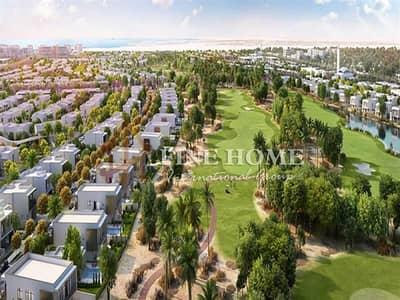 فیلا 3 غرف نوم للبيع في جزيرة ياس، أبوظبي - Ready to Move 3 Bedroom Duplex at Yas Acres