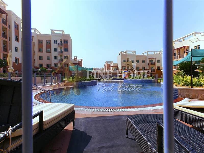 Affordable 2 Bedroom Apartment in Al Ghadeer