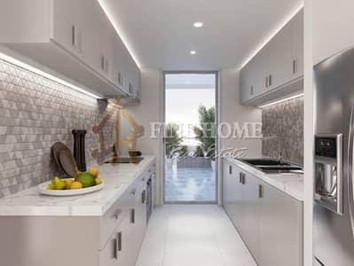 فلیٹ 3 غرف نوم للبيع في مدينة مصدر، أبوظبي - Own this 3BR Duplex W/ Splendid Boulevard View