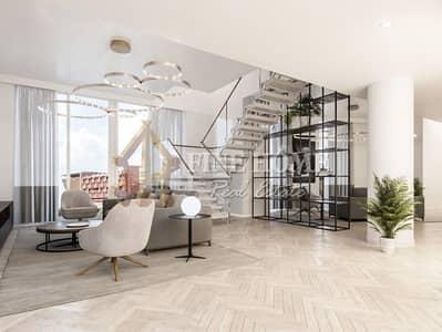Stylish & Modern Corner Facing 2BR in Al Mahra