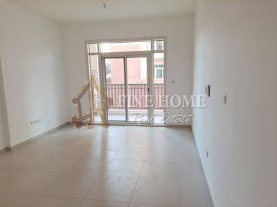 1 Bedroom Apartment for Sale in Al Ghadeer, Abu Dhabi - Vacant Now: Nice and Clean 1BHK with Balcony