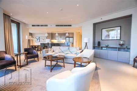 3 Bedroom Flat for Rent in Downtown Dubai, Dubai - View Today | Excellent Layout | Low Floor