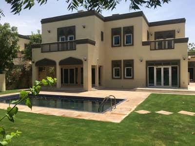 فیلا 5 غرف نوم للبيع في جميرا بارك، دبي - Best Market Deal Regional 5 Bedroom District 1 Single Row