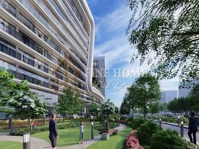 شقة 2 غرفة نوم للبيع في جزيرة ياس، أبوظبي - Beautiful 2BR Duplex with Views of the Beach
