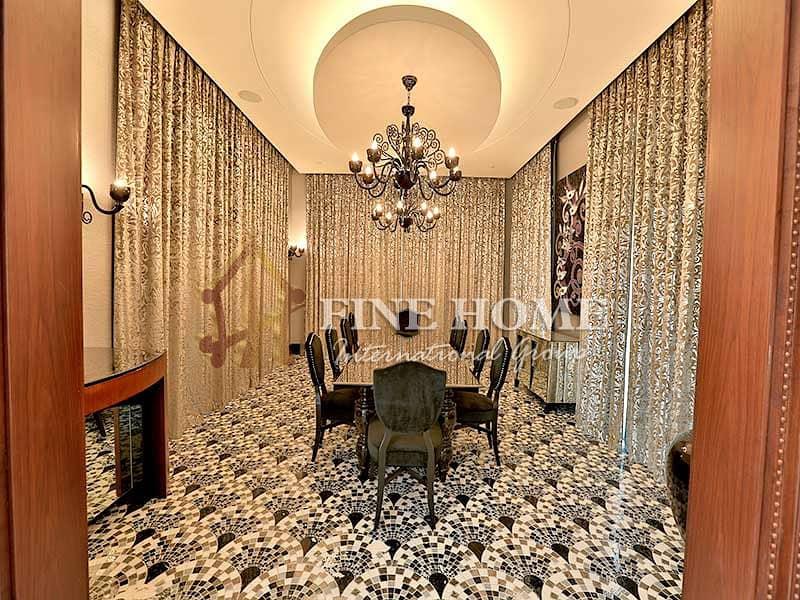 Marvelous Fully furnished 5 Villa in St. Regis