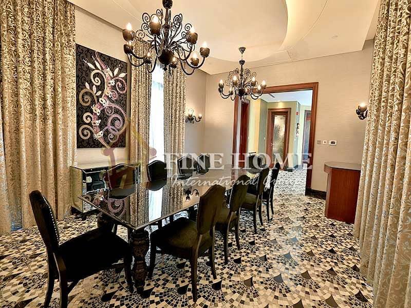 2 Marvelous Fully furnished 5 Villa in St. Regis