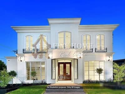 4 Bedroom Villa for Sale in Khalifa City A, Abu Dhabi - For Sale Villa | 4 Bedrooms | Full Furniture