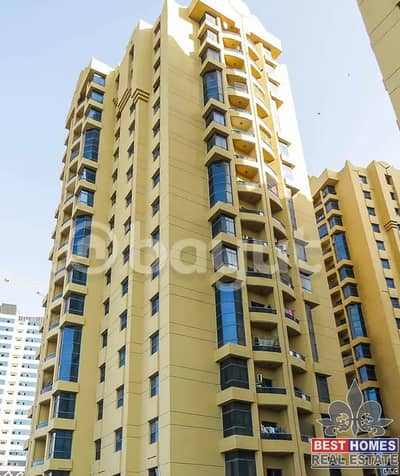 1 Bedroom Apartment for Sale in Ajman Downtown, Ajman - Spacious 1 BHK | Status: Vacant | Al Khor tower, Ajman