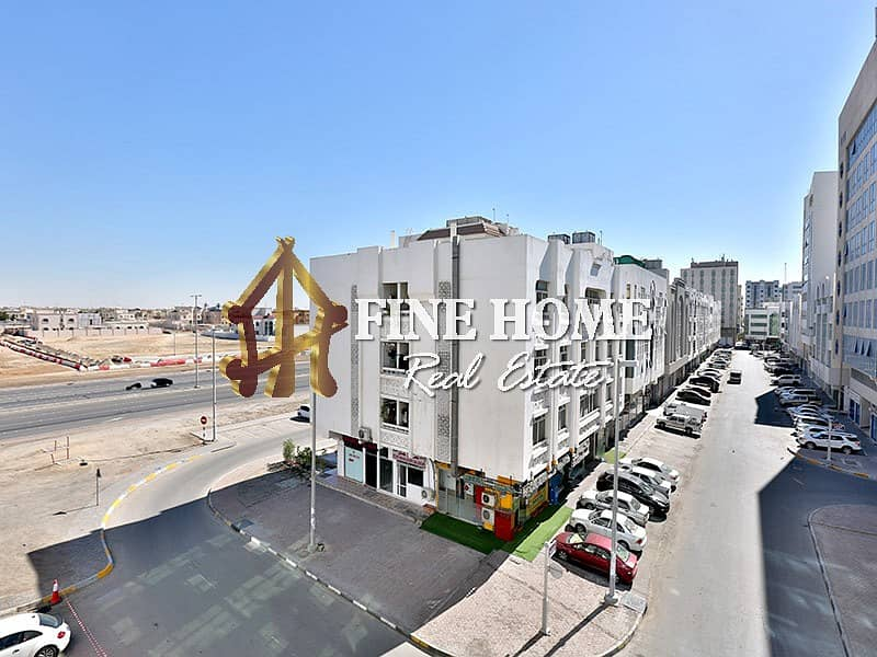 2 Close to shops   Stunning 2 BR with Balcony