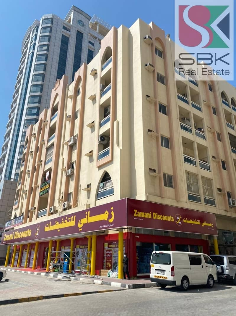 Spacious 2 BHK Available in Al Rumailah 3
