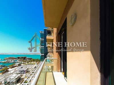 1 Bedroom Flat for Sale in Al Raha Beach, Abu Dhabi - Amazing Place For  1 Bedroom On Nice Sea View
