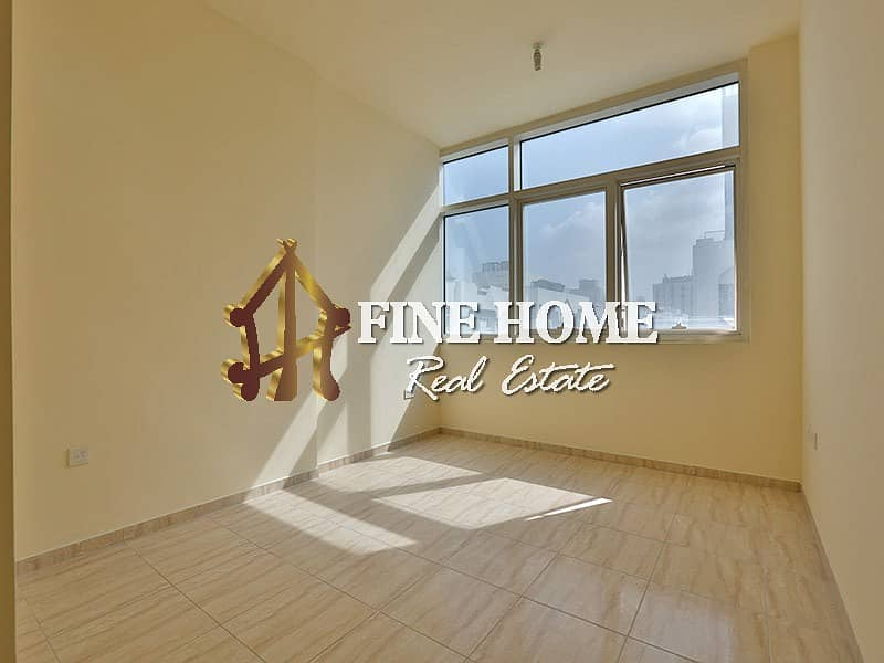 2 Central AC + Bright & Spacious 2BR with Balcony