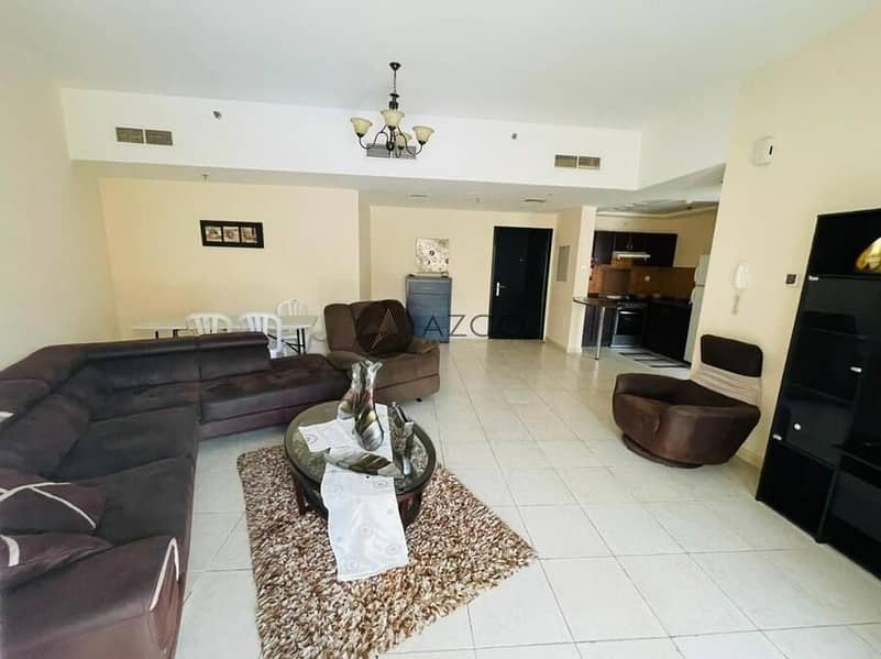 FULLY FURNISHED | CLASSY LAYOUT | HOMEY FEELS