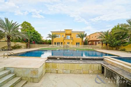 5 Bedroom Villa for Sale in Arabian Ranches, Dubai - Exclusive | Huge Plot | Upgraded | 5 Beds