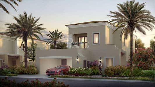 4 Bedroom Villa for Sale in Dubailand, Dubai - SINGLE ROW | END UNIT | HUGE PLOT
