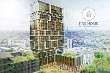 Building for Sale in Al Khalidiyah, Abu Dhabi - Residential Building | 5 F | 26 Apt | 10 Retails