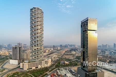 ارض سكنية  للبيع في قرية جميرا الدائرية، دبي - Corner Plot | Near Entrance | Quiet Street