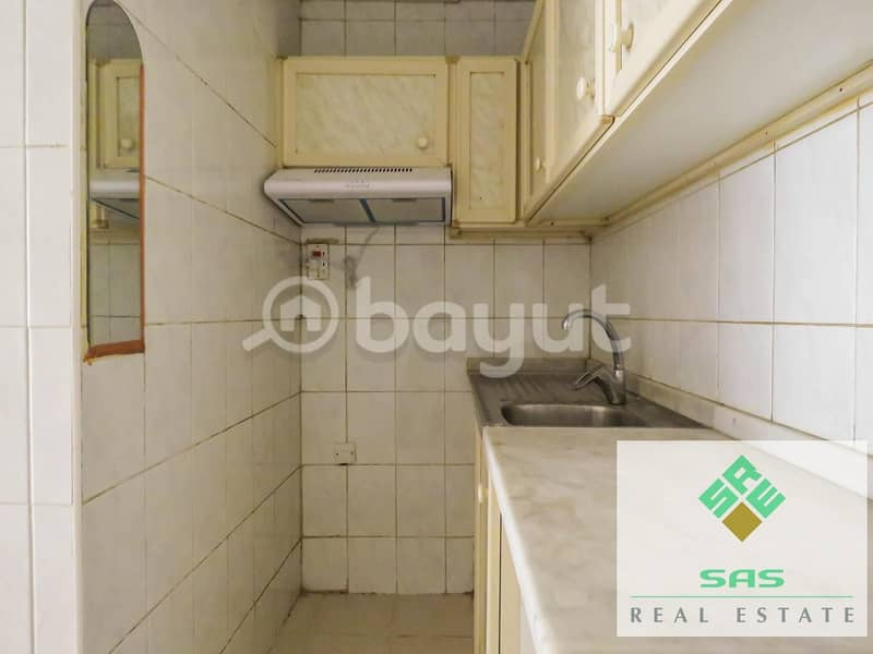 10 !! OFFICE  STUDIO FLAT  (308 Sq.Ft) with  CENTRAL A/C AT MURAR, DEIRA