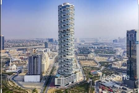 ارض سكنية  للبيع في قرية جميرا الدائرية، دبي - Park Facing Corner Plot in JVC on Main Road