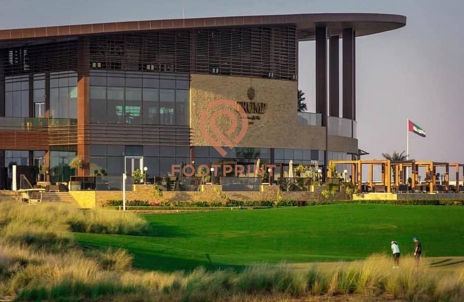 10 3 Bedroom Townhouse | Single Row | Full Park View + Golf Community