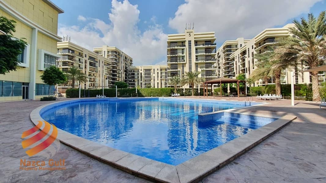 Resort Style Living for 3 BR Flat with 2 Parking