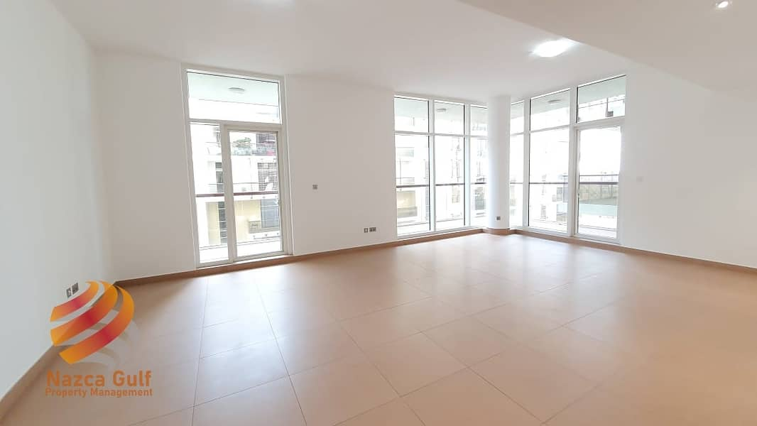 2 Resort Style Living for 3 BR Flat with 2 Parking